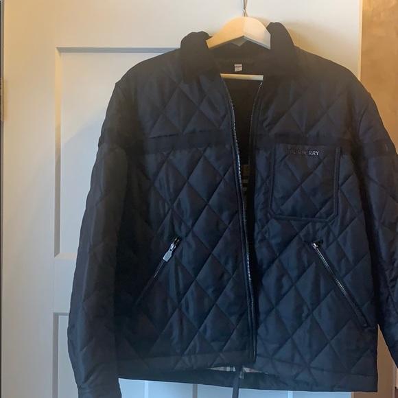 Burberry Men's Jacket worn once